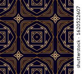 geometric art deco seamless...   Shutterstock .eps vector #1620522607