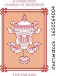 ashtamangala  8 auspicious...   Shutterstock .eps vector #1620564004
