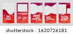abstract social media story... | Shutterstock .eps vector #1620726181