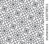 pattern with vintage abstract...   Shutterstock .eps vector #1620738511