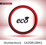ecology icon. vector eps 10.... | Shutterstock .eps vector #1620813841