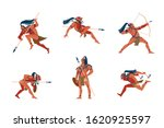 warrior native tribes of...