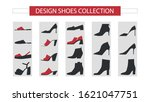 Women Shoes Vector Collection....
