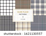 Glen And Houndstooth Patterns...