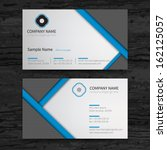 Business card free vector art 37806 free downloads vector abstract creative business cards set template accmission