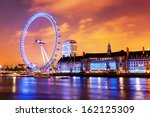 london  england the uk skyline...