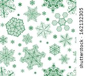 Christmas Seamless Pattern Fro...