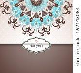 vector envelope for invitations ...   Shutterstock .eps vector #162143084