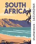 south africa vector... | Shutterstock .eps vector #1621442464