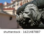 Sculpted Lion Heads That Are...