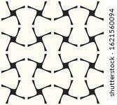 white lattice. black background....   Shutterstock .eps vector #1621560094