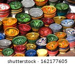 Clay Pots On The Streets Of...