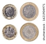 Obverse And Reverse Sides Of...