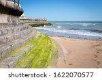 Concrete Sea Defences At Louisa ...