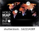 modern elements of info...   Shutterstock .eps vector #162214289