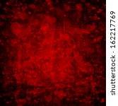 Red Valentines Day Background...