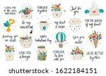vector hand drawing valentine s ...   Shutterstock .eps vector #1622184151