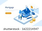 Character Buying Mortgage House ...