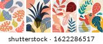 set of abstract seamless... | Shutterstock .eps vector #1622286517