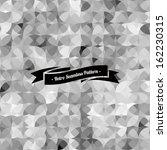 seamless overlapping circles... | Shutterstock .eps vector #162230315