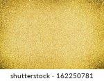 twinkly golden lights christmas ... | Shutterstock . vector #162250781