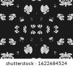 seamless leopard pattern.... | Shutterstock . vector #1622684524