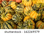 Carnival Winter Squash On...