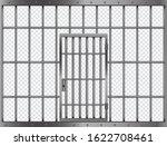 jail lattice with door in...   Shutterstock .eps vector #1622708461