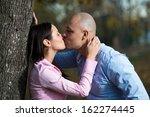 first love | Shutterstock . vector #162274445