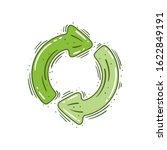 hand drawn vector illustration...   Shutterstock .eps vector #1622849191