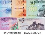 money from tunisia a business... | Shutterstock . vector #1622868724