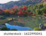 Sogen Pond Garden Of Tenryu Ji...