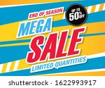sale label layout design ...   Shutterstock .eps vector #1622993917