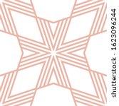 vector geometric seamless...   Shutterstock .eps vector #1623096244