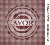 cavort red seamless emblem or... | Shutterstock .eps vector #1623099811