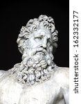 head and shoulders detail of... | Shutterstock . vector #162332177