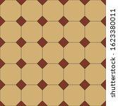retro seamless vector pattern... | Shutterstock .eps vector #1623380011