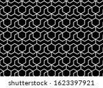 the geometric pattern with...   Shutterstock .eps vector #1623397921