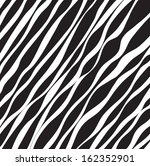abstract black and white... | Shutterstock .eps vector #162352901