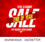 End Of Year Final Clearance...