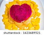 Red Dragon Fruit  Pitaya ...