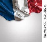 Waving Flag Of France  Europe
