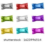 candy wrappers set  isolated on ...   Shutterstock .eps vector #1623996514