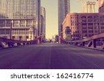 chicago bridge   vintage...   Shutterstock . vector #162416774