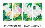 instagram stories frame...   Shutterstock .eps vector #1624330474