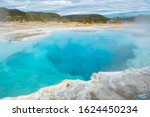 Yellowstone National Park In...