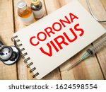 corona virus  mysterious viral... | Shutterstock . vector #1624598554