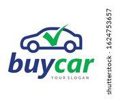 find car logo  car dealer logo...   Shutterstock .eps vector #1624753657