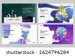 set of people developing... | Shutterstock .eps vector #1624796284
