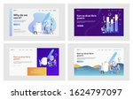 medical lab research set.... | Shutterstock .eps vector #1624797097